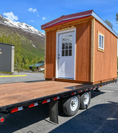 "PWSC's tinyhome/toy hauler called ""Game Chaser"""