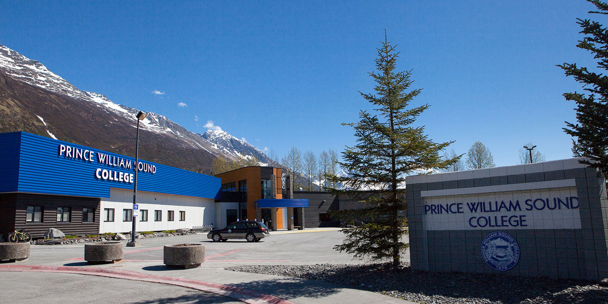 Prince William Sound College in Valdez, Alaska