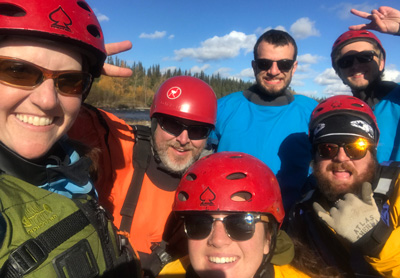 Outdoor Leadership Kayking Course, Prince William Sound College, Alaska