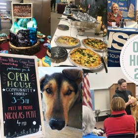 Copper Basin Extension Center Open House image collage