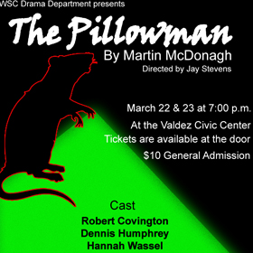 Thumbnail of the Pillowman poster