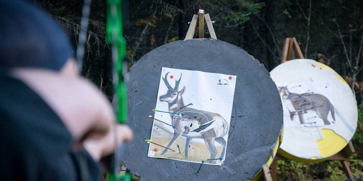 PWSC Archery Club Outdoor Shoot